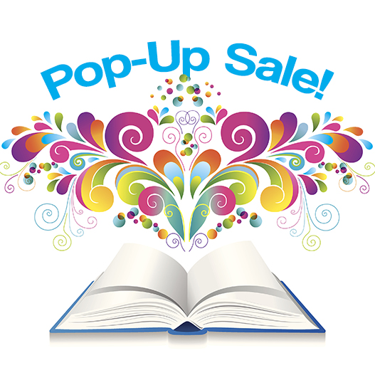 Pop-Up Book Sale