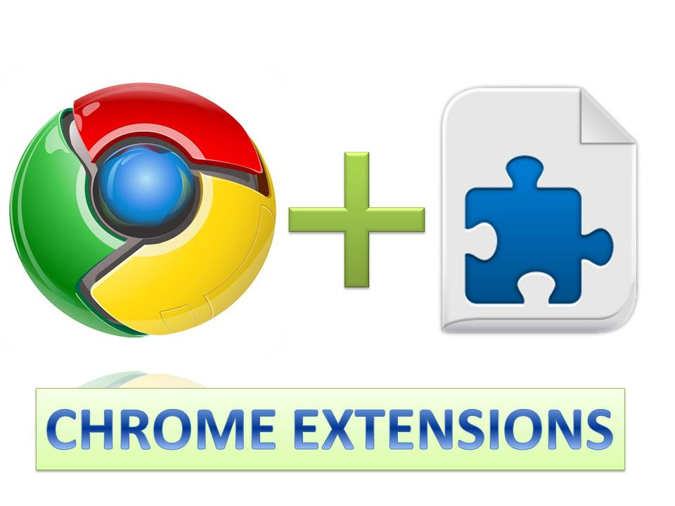 Chrome extensions