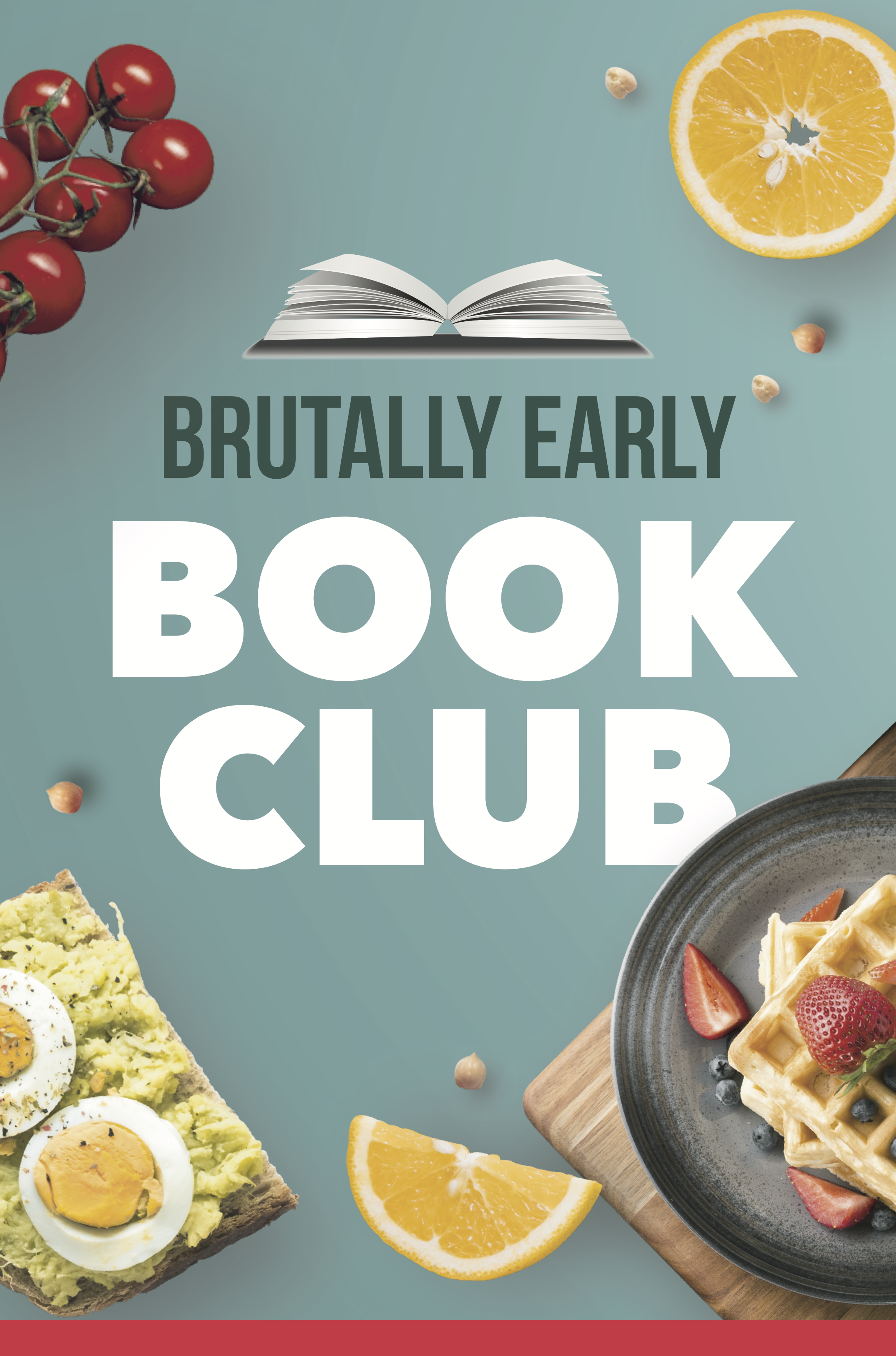 brutally early book club