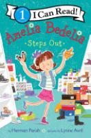 Cover image for Amelia Bedelia Steps Out