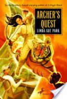 Cover image for Archer's Quest