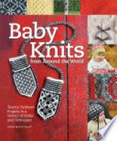 Cover image for Baby Knits from Around the World