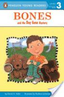 Cover image for Bones and the Dog Gone Mystery