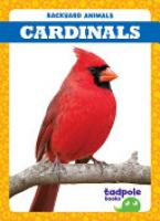 Cover image for Cardinals