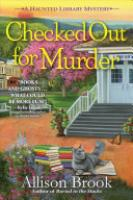 Cover image for Checked Out for Murder