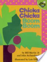Cover image for Chicka Chicka Boom Boom