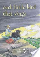 Cover image for Each Little Bird that Sings