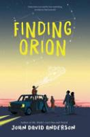 Cover image for Finding Orion