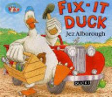 Cover image for Fix-It Duck