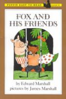 Cover image for Fox and His Friends