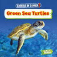 Cover image for Green Sea Turtles