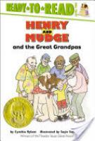 Cover image for Henry and Mudge and the Great Grandpas