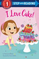 Cover image for I Love Cake!