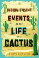 Cover image for Insignificant Events in the Life of a Cactus