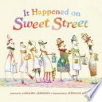 Cover image for It Happened on Sweet Street