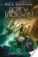 Cover image for Lightning Thief, The (Percy Jackson and the Olympians, Book 1)