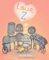 Cover image for Love, Z