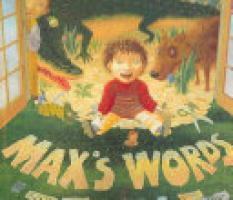 Cover image for Max's Words