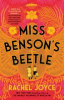 Cover image for Miss Benson's Beetle