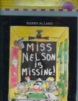 Cover image for Miss Nelson is Missing!