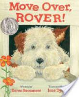 Cover image for Move Over, Rover