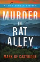Cover image for Murder in Rat Alley