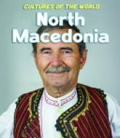 Cover image for North Macedonia