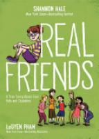 Cover image for Real Friends