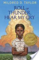 Cover image for Roll of Thunder, Hear My Cry (Puffin Modern Classics)