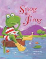 Cover image for Snog the Frog