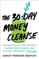 Cover image for The 30-Day Money Cleanse
