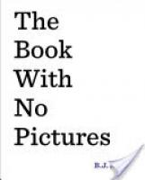 Cover image for The Book with No Pictures