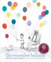 Cover image for The Remember Balloons