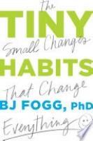 Cover image for Tiny Habits