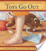 Cover image for Toys Go Out