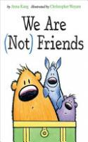 Cover image for We Are Not Friends