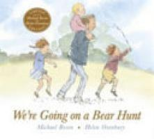 Cover image for We're Going on a Bear Hunt