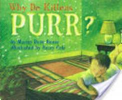 Cover image for Why Do Kittens Purr?