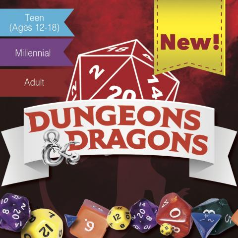 Dungeons & Dragons Default Image