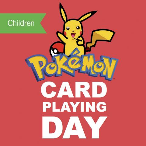 Pokémon Card Playing Day Default Image