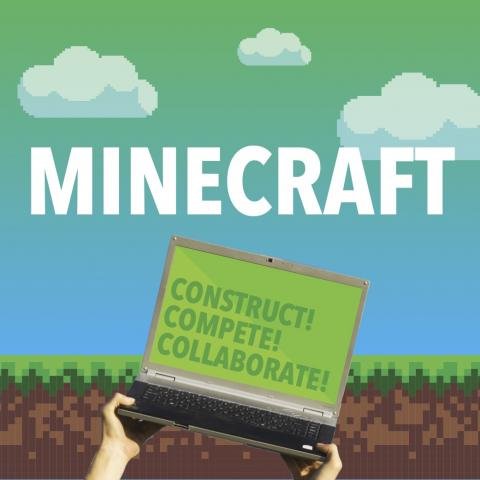 Minecraft at MRRL Default Image