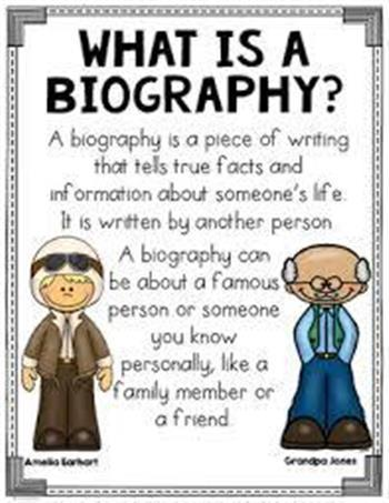 Picture Book Biography