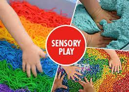 Sensory Play Instruction
