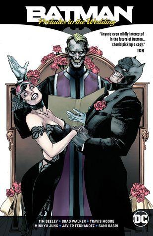 Batman: Prelude to the Wedding