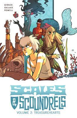 Scales & Scoundrels, Vol. 2: Treasurehearts