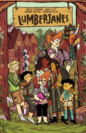 Lumberjanes, Vol. 9: On a Roll