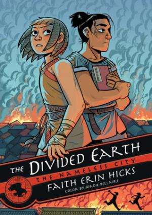The Divided Earth (The Nameless City #3)