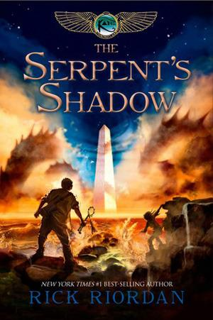The Serpent's Shadow (The Kane Chronicles #3)